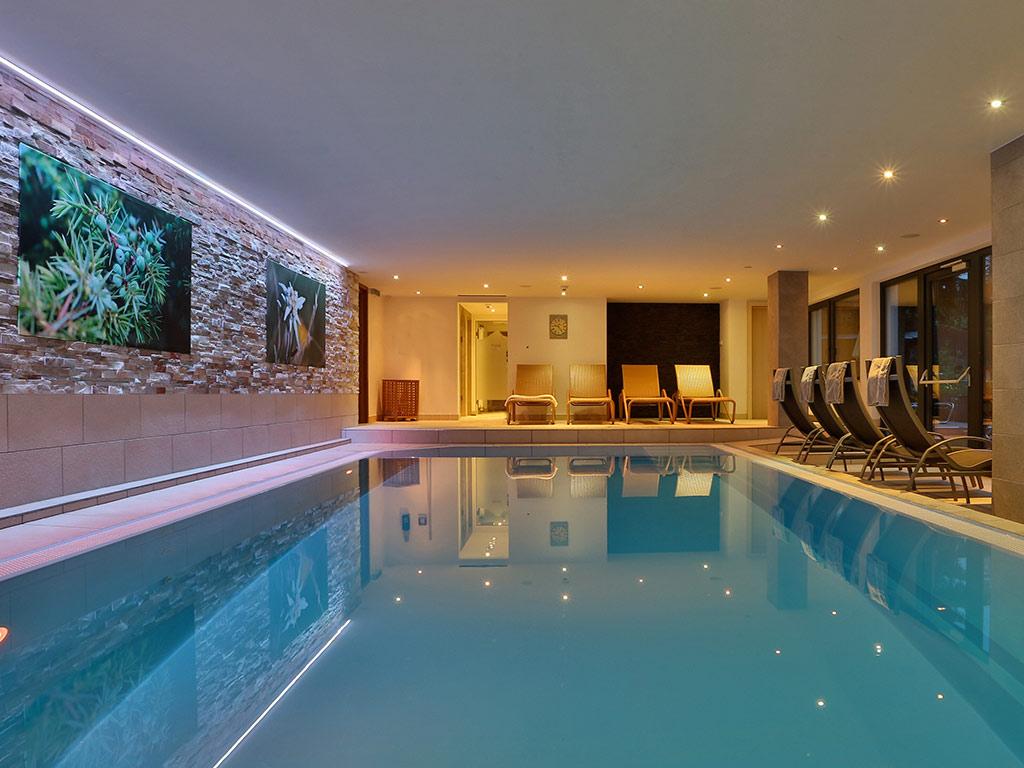 Hotel mit Hallenbad Sölden - Wellness - Hotel Fiegl
